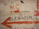 La Carrière Wellington - Entrance to Blenheim