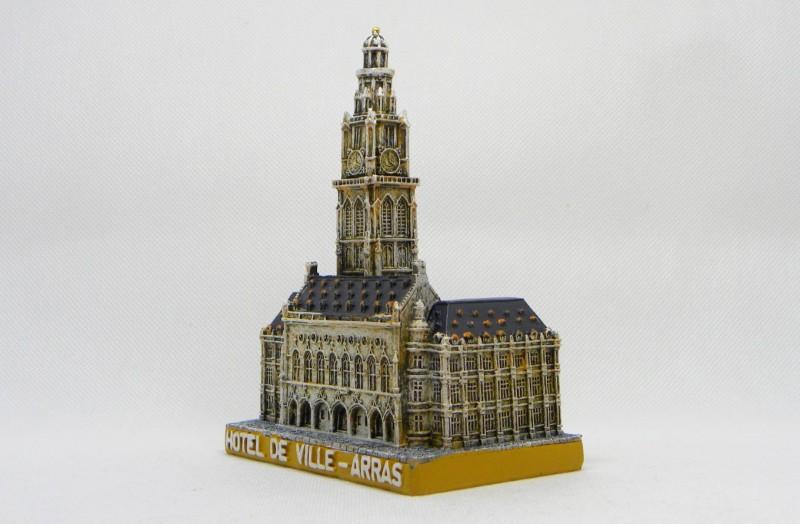 Hôtel de ville et beffroi d'Arras