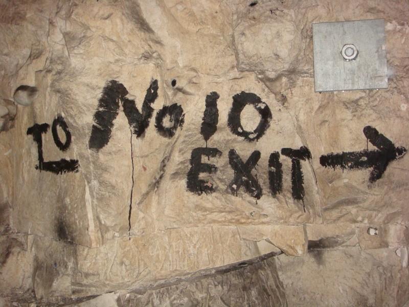 La Carrière Wellington - To N°10 Exit