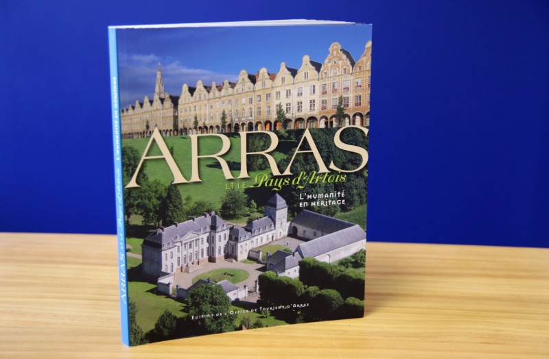 Livre Arras et le Pays d'Artois
