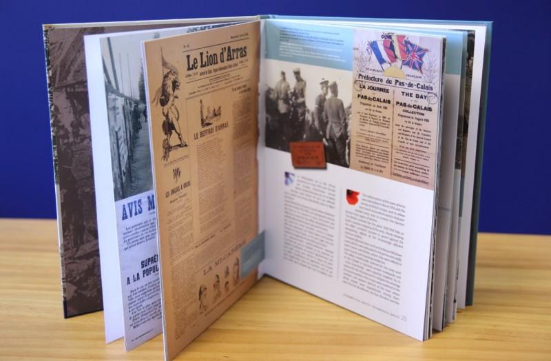 Livre, la bataille d'Arras